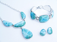 Jewelry Store in Samana Dominican Republic. Samana Larimar Jewelry and Amber Jewelry in Samana Town Dominican Republic.