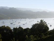 Marina of the Town of Samana, Sailboat and Motor Yacht owners come to the Beautiful Port of Samana to spend a few weeks...