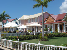 Plaza Pueblo Principe Shopping Center - Samana Shopping for Gift, Clothing, Jewelry and More.